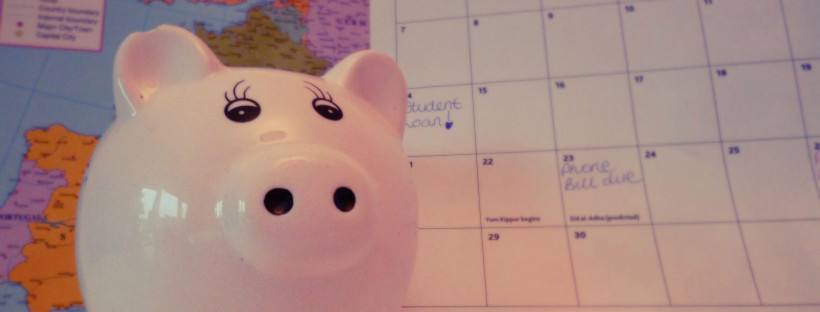 Five Tips to Help Live on a Budget