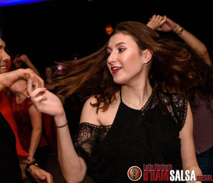 Joining Societies at other Universities: UoB Dance Club Latino