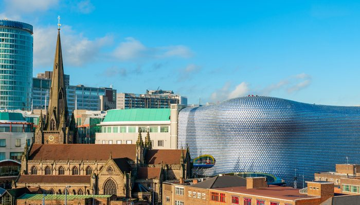 Birmingham – more than just the second biggest UK city!