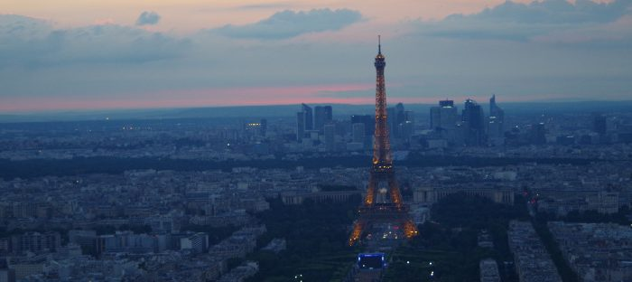 Travel to Paris on a Student Budget
