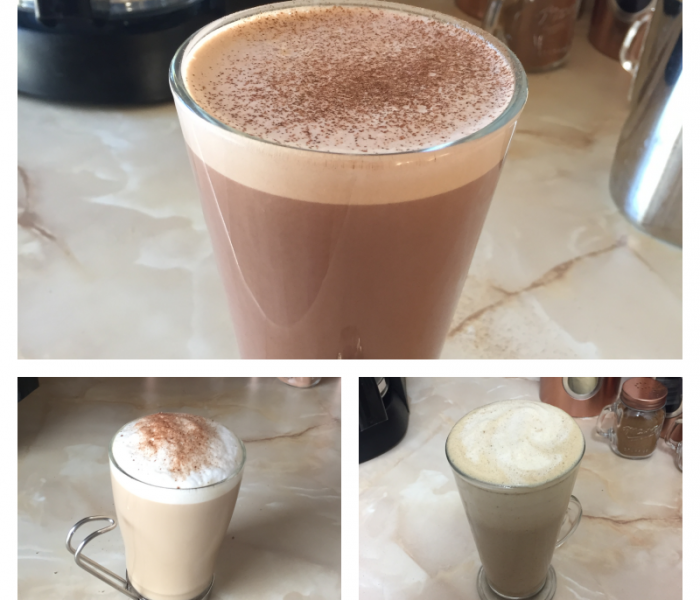 How-to: Make my three favourite autumn drinks