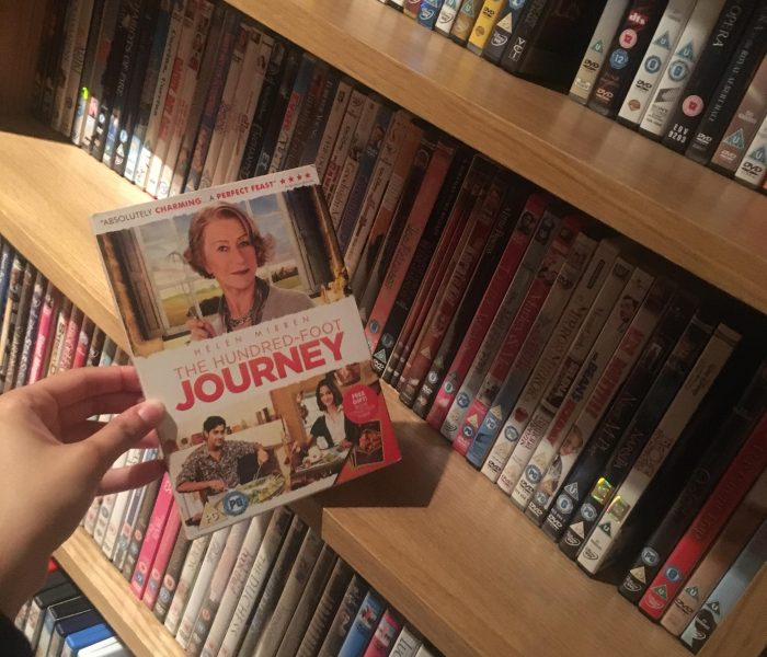 A chef's film selection