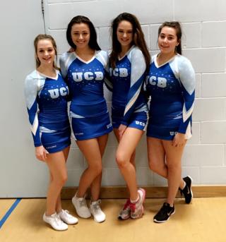 UCB Cheerleading