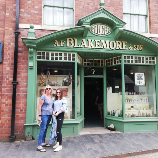 A family day out: Blists Hill Victorian Town