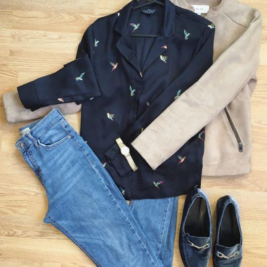 Uni Friendly Outfits – Autumn