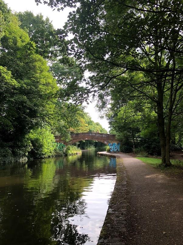 Exploring Birmingham