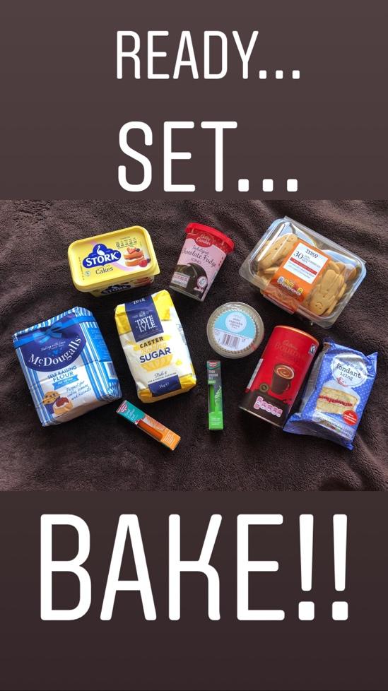 Ready….Set….BAKE!!