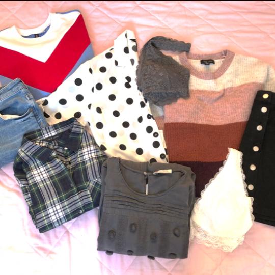 Autumn Shopping Trip