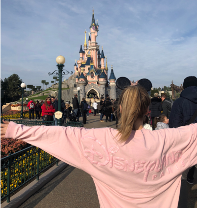 My trip to Disneyland Paris!