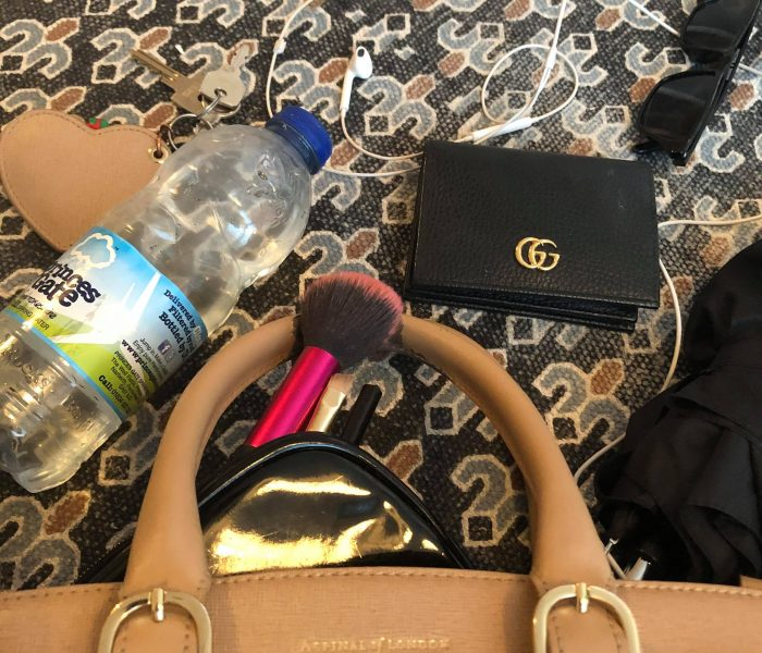 What's in my handbag!