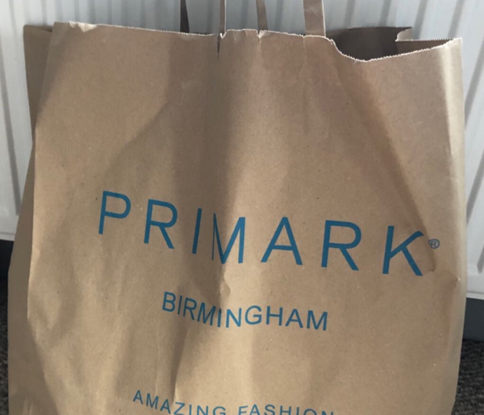 Trip to the world's biggest Primark!