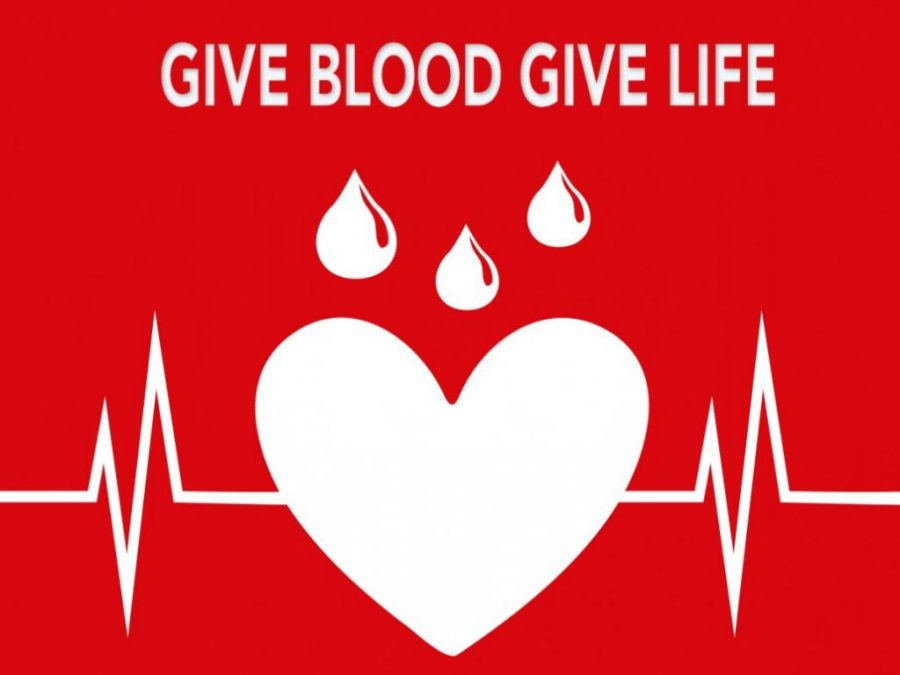 Save Lives, Give Blood