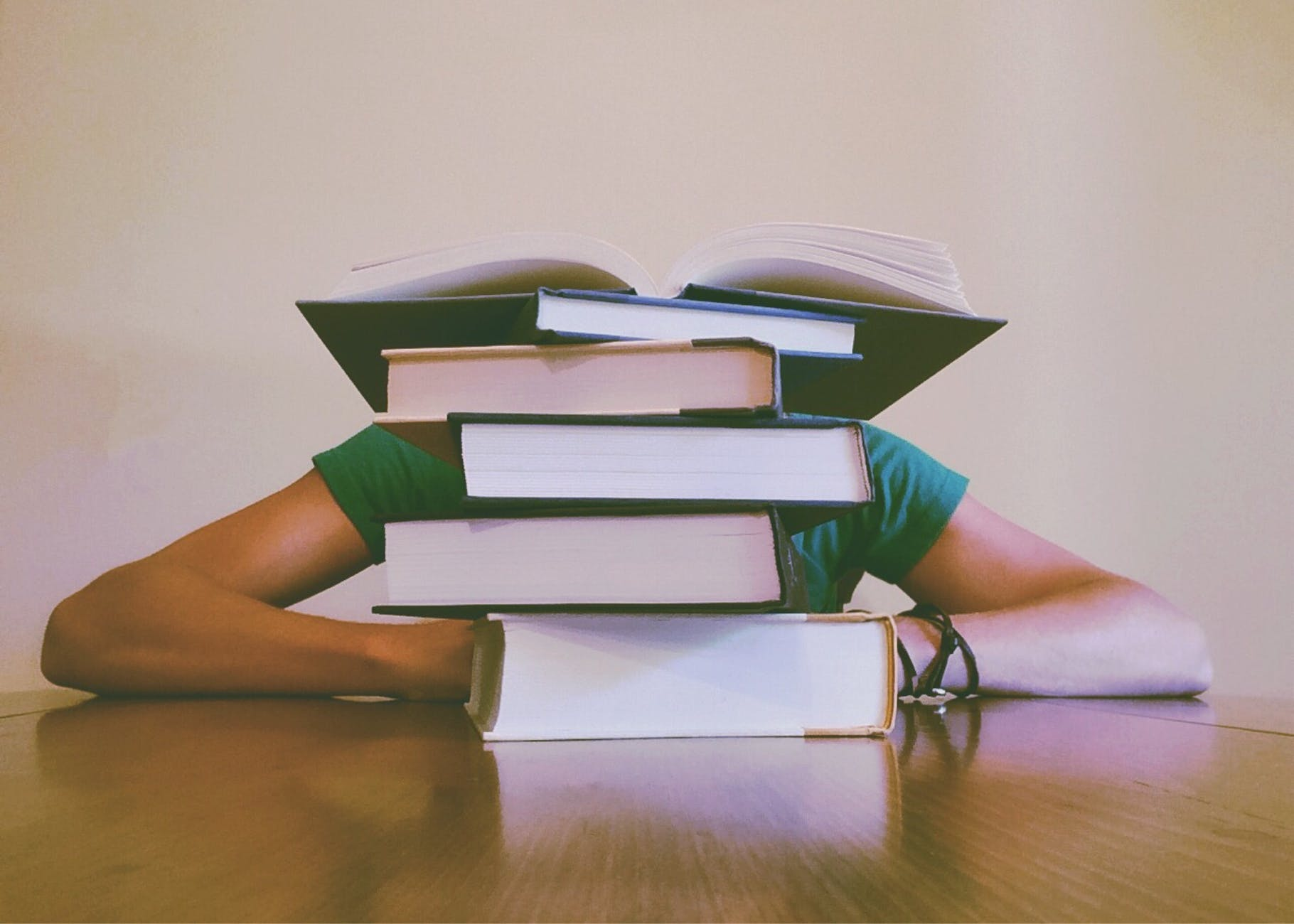 What to do with a stressful assignment