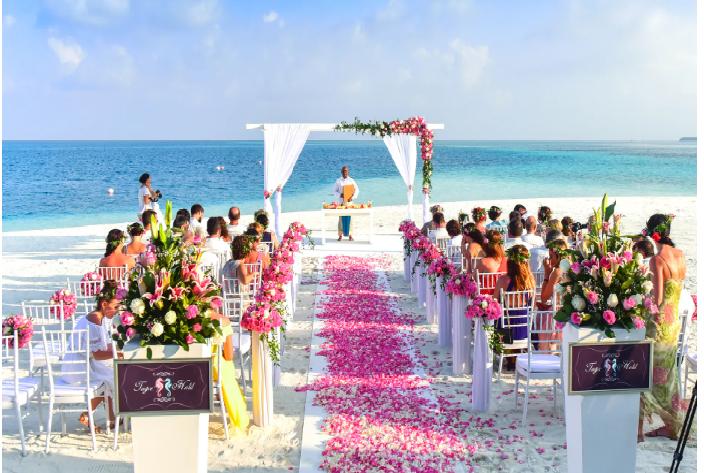 An Express Wedding!!!