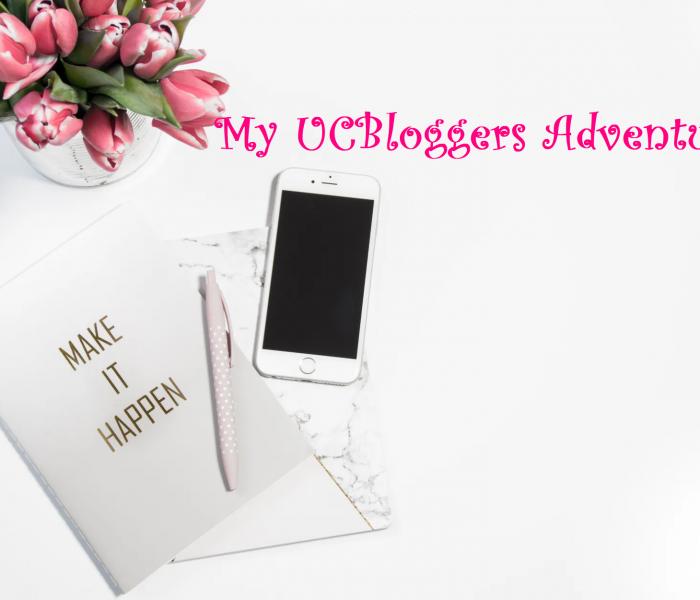 My UCBlogger adventure