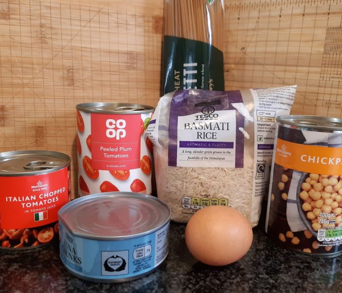 Food poverty in the UK – sharing our 'deprecipes'
