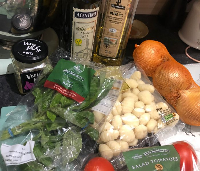 What to have for dinner? – World Vegan Month edition