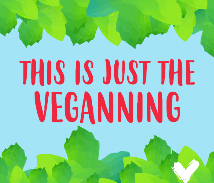 It's Veganuary!