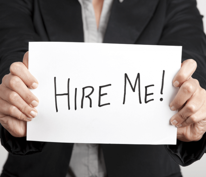 Job hunting in the midst of a pandemic