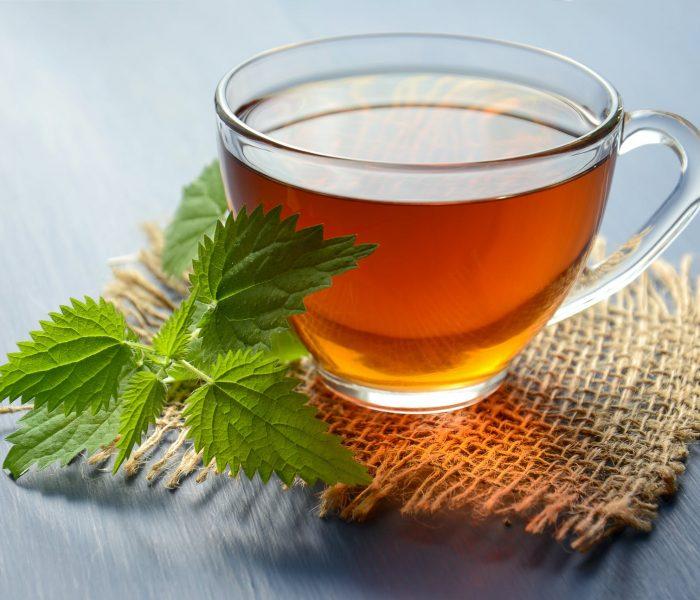England: The land of tea drinking