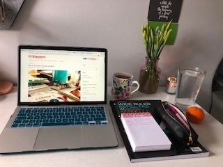 How to create the perfect working environment while working from home