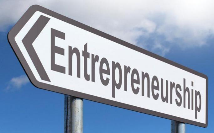 Entering the entrepreneurial world…