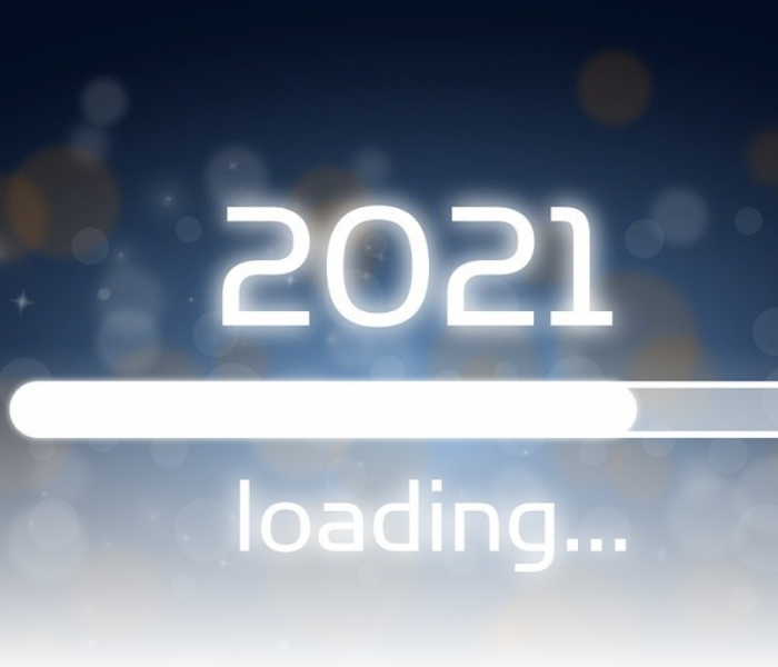 My year in lockdown: Looking back on 2020 – and ahead to 2021!