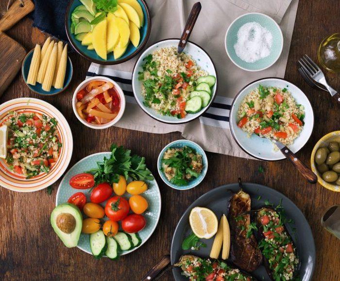 Health benefits of becoming vegetarian