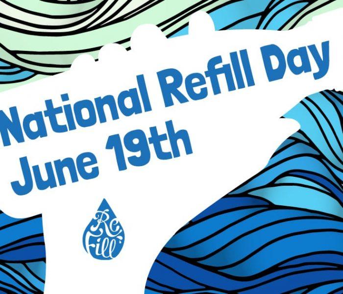 World Refill Day 2021