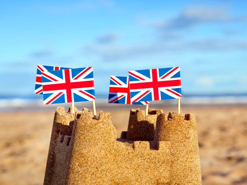 Staycations in the UK