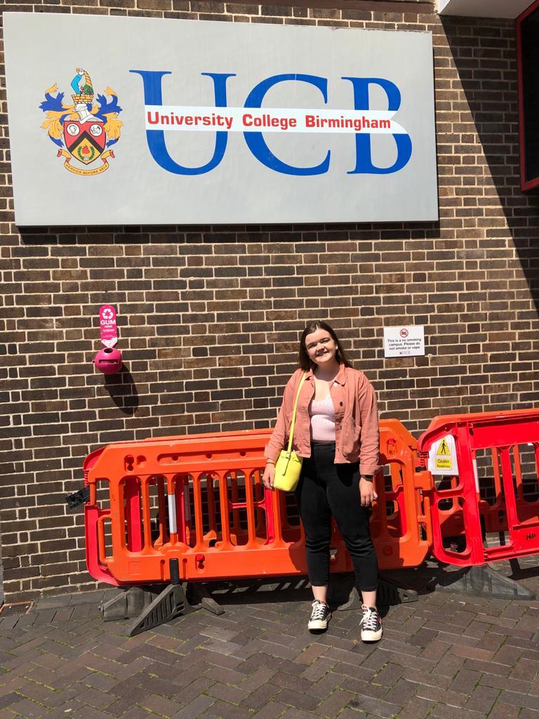 Visiting University College Birmingham: One last time :(